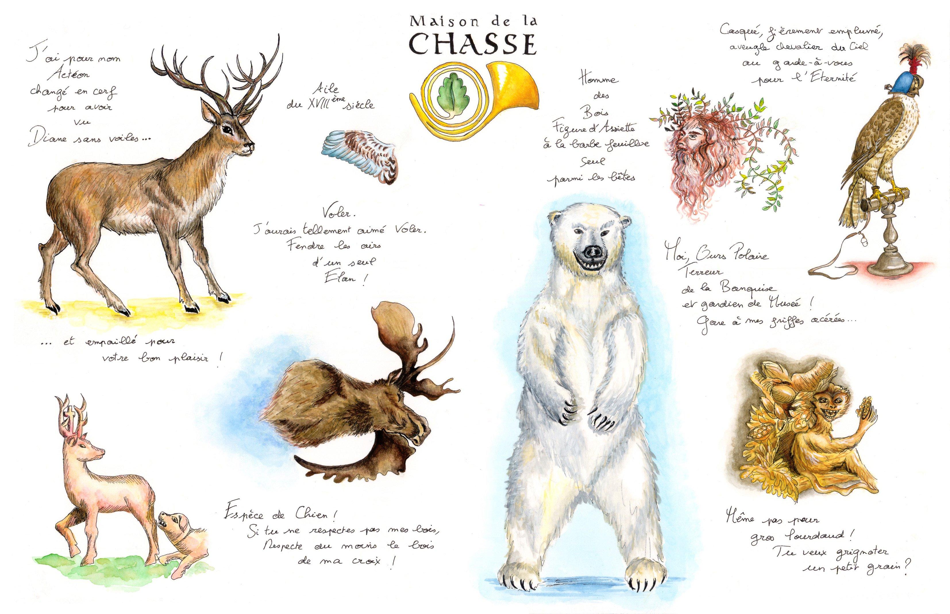 Maison de la Chasse et de la Nature