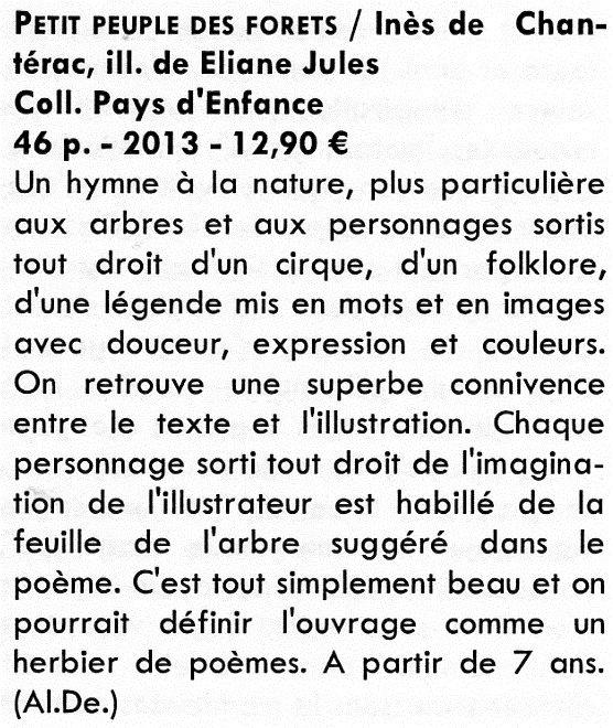 Petit peuple des forêts, éditions du Jasmin dans Petit peuple des forêts ibby-belgique-petit-peuple-des-forts-mai-juin-2013