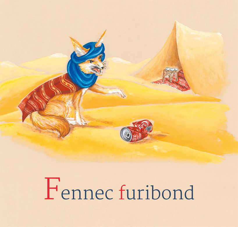8- Fennec furibond