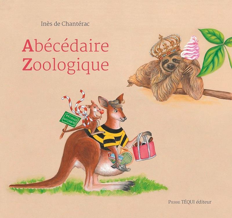 Couverture Abécédaire Zoologique al